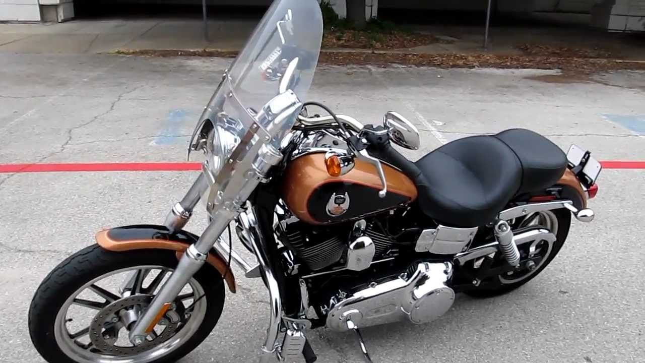Harley Davidson Fxdl Dyna Low Rider For Sale