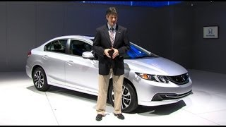 Honda Civic Sedan 2013 Videos
