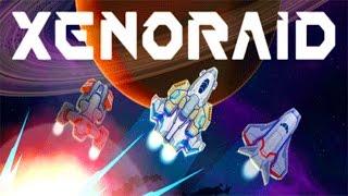 Xenoraid - iOS Android Gameplay Trailer HD