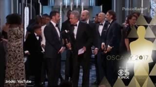 Oscary 2017. Ta wpadka przejdzie do historii!