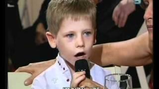 Daniel Pryzansky 8 years Tumbalalaika