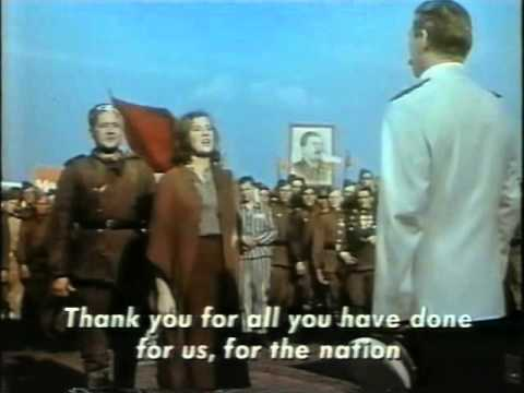 Crazy Stalin propaganda film
