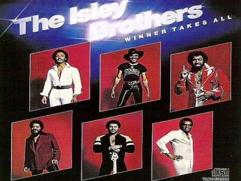 LET'S FALL IN LOVE - Isley Brothers