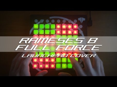 Ramses B -  Force  Launchpad Cover