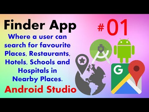 android-studio-google-maps-tutorial-01---android-finder-app---google-maps-in-android-studio
