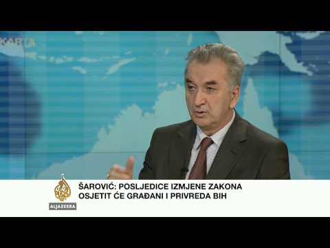 Mirko Šarović o problemu Elektroprijenosa