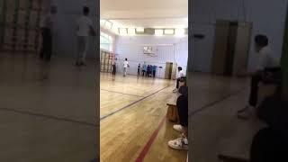 Жестокий урок физкультуры часть 1