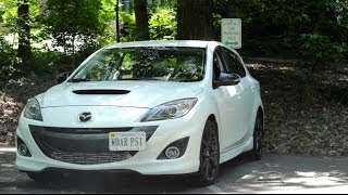 Mazda Speed3 Review!
