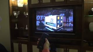 ASUS QUBE Google TV Device Showcase With Primetime - Linus Tech Tips CES 2013