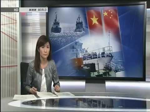 Vietnam vs. China - Clash at Sea (NHK, 16May14)