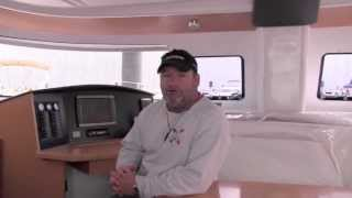 Sailing Atlantic Crossing Fountaine Pajot Lipari 41 - Preparations