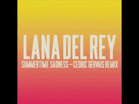 Lana Del Rey - Summertime Sadness (Cedric Gervais Remix) [2013 Radio Edit]