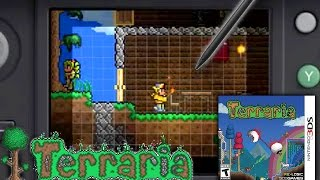 Terraria utilizes dual and touch screen controls on 3DS and Wii U. ...