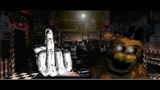 Ultimate Custom Night#2 (1\2)|Fuck you Golden Freddy