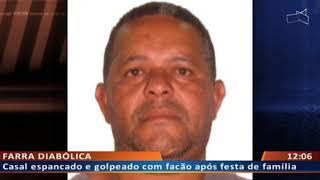 DF ALERTA - Sobrinhos tentam matar tios para tomar terreno invadido