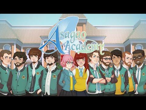 DATING MYSELF?! - Asagao Academy (NormalBoots Dating Sim ...
