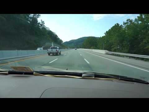 Road Trip from Detroit Michigan to Virginia 200