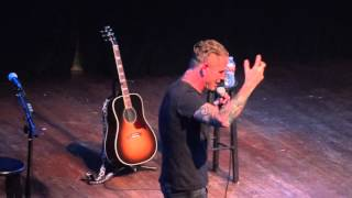 Corey Taylor Live HOB Sunset, 7/19/2015: Part 1