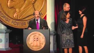 Daniel Zwerdling - Mental Anguish and the Military - 2006 Peabody Award Acceptance Speech