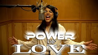 Download Celine Dion - Jennifer Rush - The Power Of Love - cover - Sara Loera - Ken Tamplin Vocal Academy MP3 song and Music Video