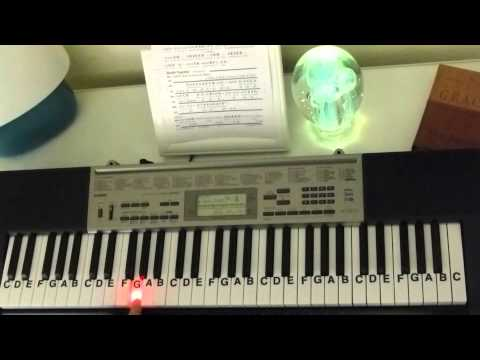 How To Play Im A Believer The Monkees Letternoteplayer