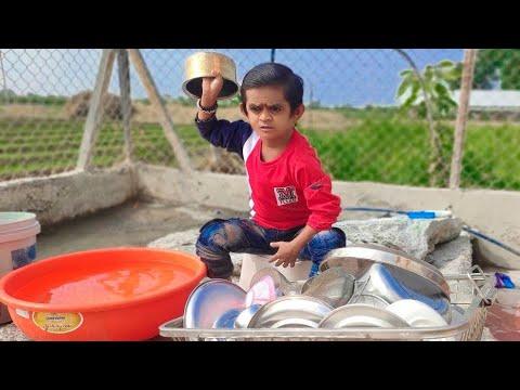 CHOTU DADA ka Wi Fi | छोटू दादा का वाई फ़ाई | Khandesh Hindi Comedy | Chotu dada Comedy Video