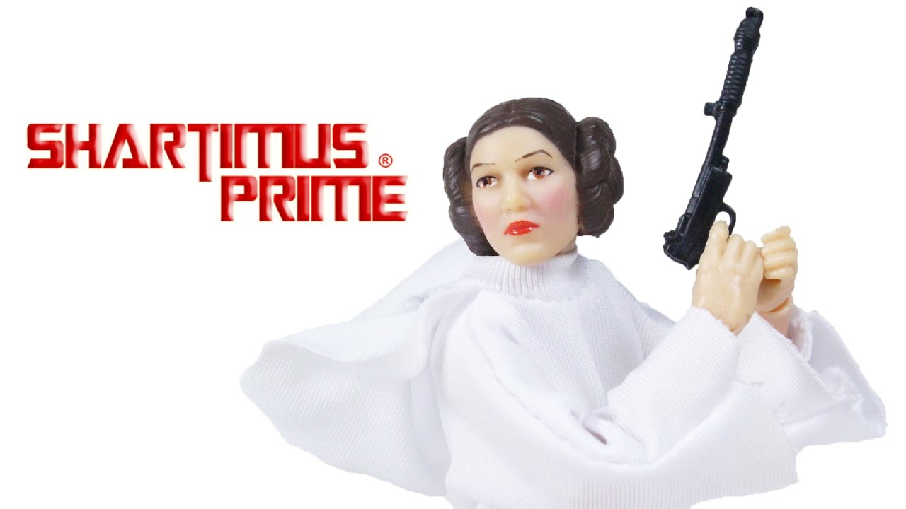 Star Wars Black Series Princess Leia A New Hope Episode IV ... How Old Was Princess Leia In A New Hope