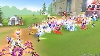 Rit Troll Games Mercenário  Pedindo morte Geral - Grand Fantasia