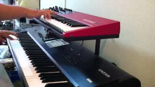globe FREEDOM を弾いてみました。 自分が中学生の頃、某音楽番組を録画...