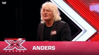 Anders synger 'Feel' - Robbie Williams (Audition) | X Factor 2020 | TV 2