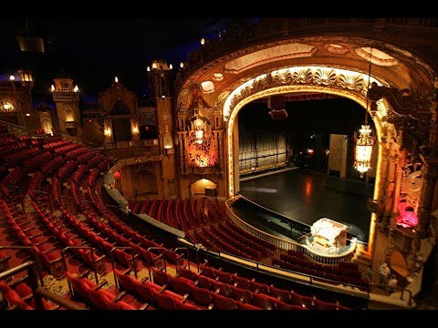 Mission Terror; Season 1; Episode 2; Coronado Theatre (Rockford, IL)