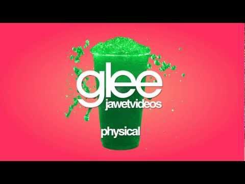 Glee Cast - Physical (karaoke version)
