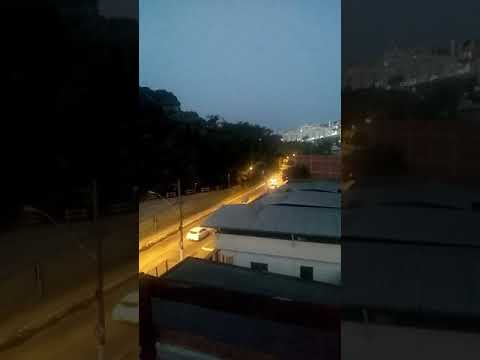 Video De Cima Do Dek Do Moto Clube Do Drácula
