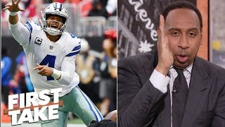 Stephen A. hoping Cowboys blow chance to win NFC East | First Take