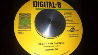 Garnett Silk - Keep Them Talking (Promised Land Riddim) Dub Fire