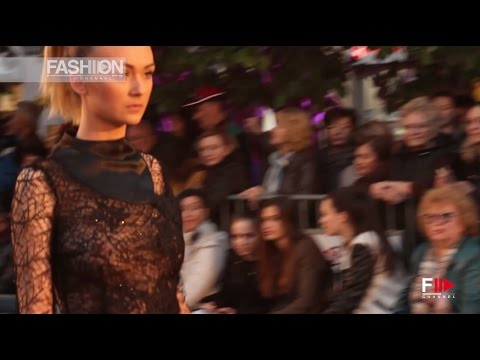 OTVARANJE Serbia Fashion Week Fall Winter 201718  Fashion Channel