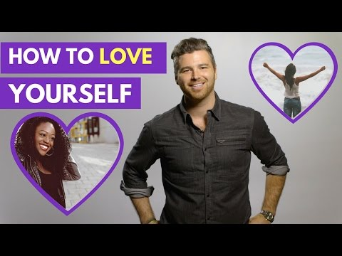 How to (Actually) Love Yourself And Be Happy | Adam LoDolce