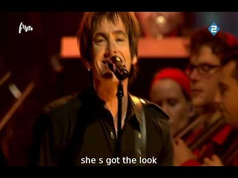 Roxette - The Look (live) English Subtitles