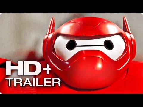 BAYMAX Trailer Deutsch German | Big Hero 6 2015 [HD+]
