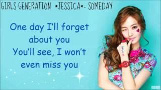 Jessica~Someday Lyrics Mp3