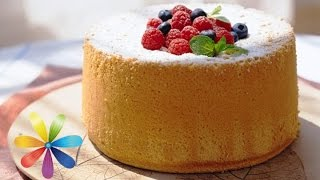 Секрет бисквитного теста – совет от Игоря Мисевича, специально для YouTube
