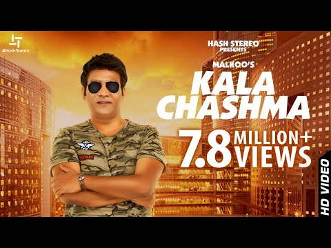 kala-chashma-|-malkoo-|-(official-video)-|-latest-punjabi-song-2018-|-#hashstereo