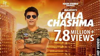 Kala Chashma | Malkoo | (Official Video) | Latest Punjabi Song 2018 | #HashStereo