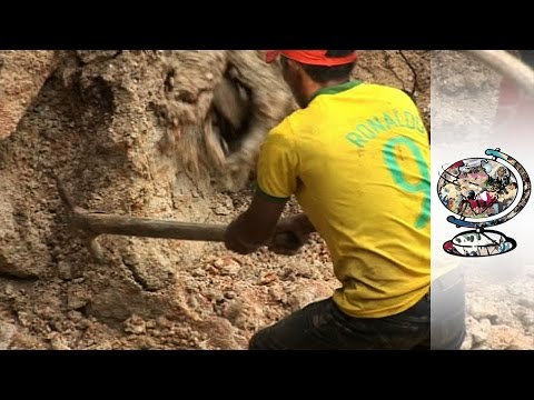 Gold Miners in Guyana Are Destroying the Amazon (2008)