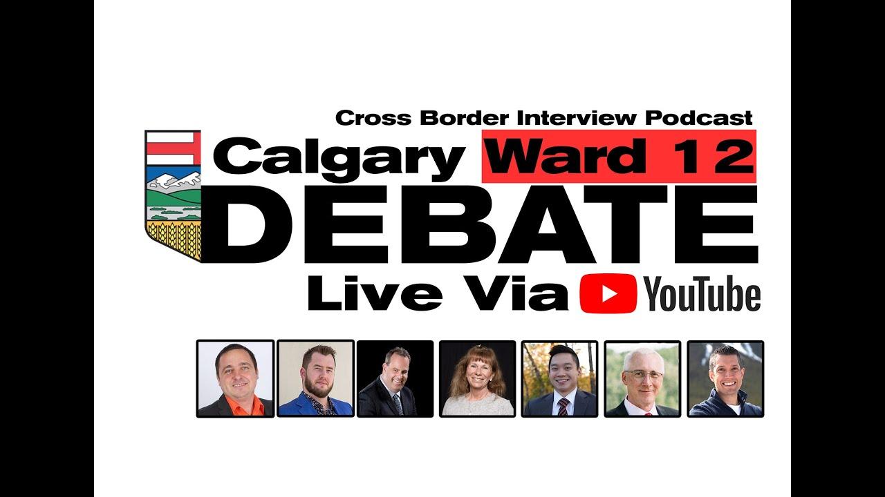 Live debate September 30th.