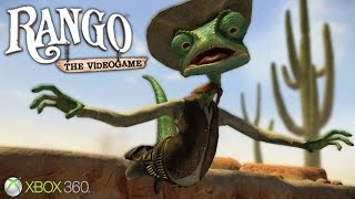 Rango: The Video Game - Xbox 360 / Ps3 Gameplay (2011)