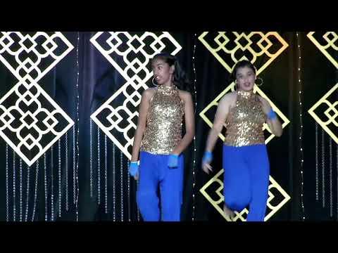 Jax ICS Diwali  DANCE 18 - HipHop Bhangra