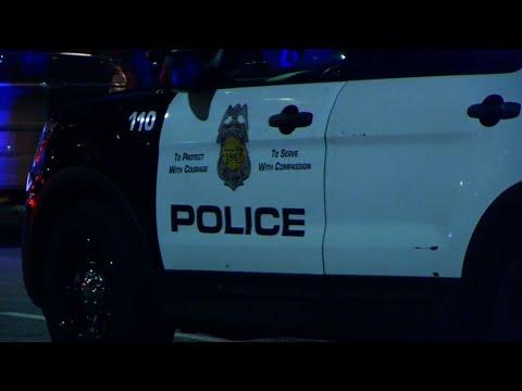 Police Shoot Man In Minneapolis City Hall