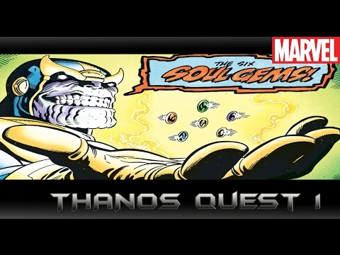 [Thanos quest part1]comic world daily