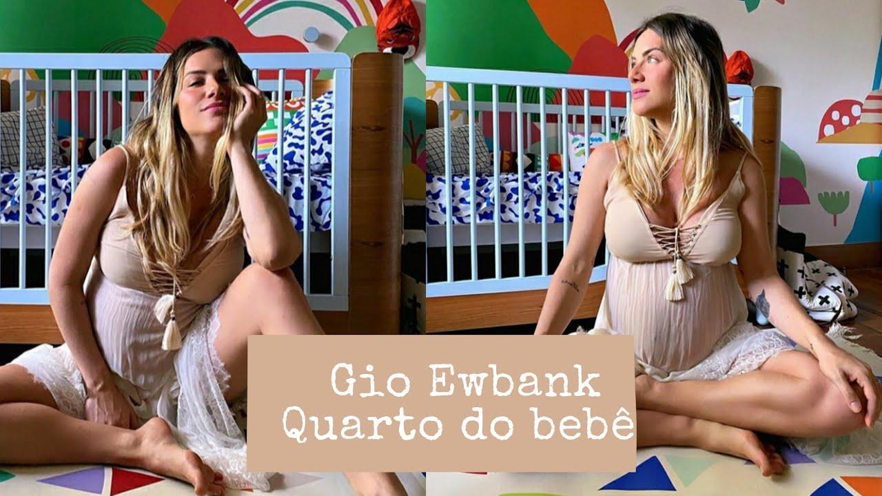 Influencer Stores - Gio Ewbank mostra quarto do filho